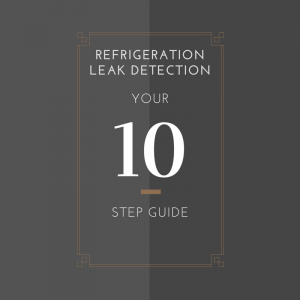 Refrigeration Leak Detection Guide