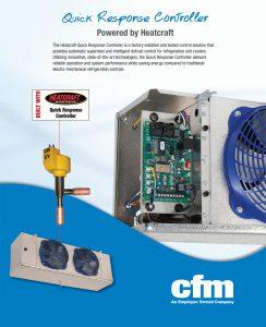 Heatcraft Quick Response Controller