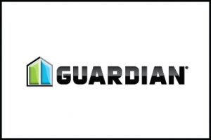 This is the Guardian logo specializing in HVAC parts and equipment.
